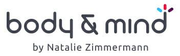 body & mind - Natalie Zimmermann - Logo